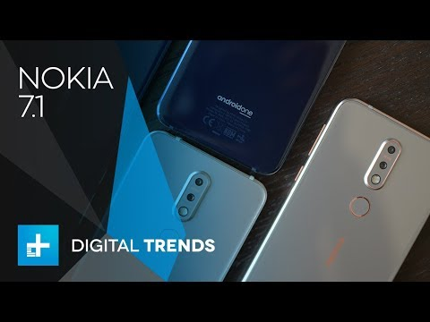 Nokia 7.1 - Hands On Review