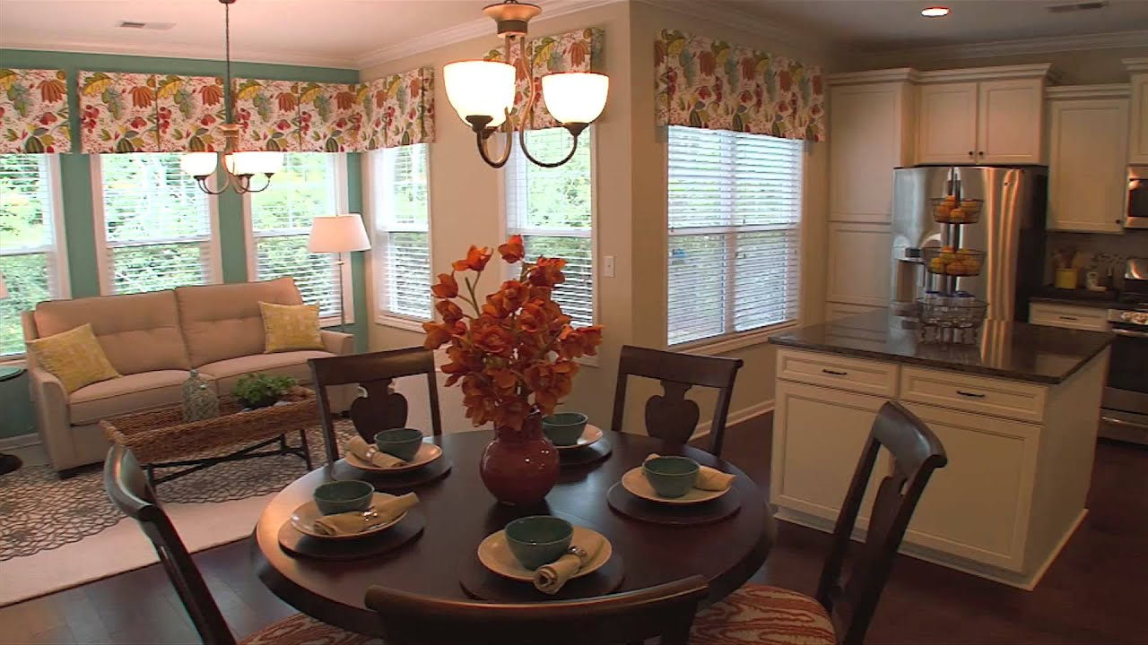 The Bluffs At Ashley River, Langford Model: Mungo Homes, Summerville, SC    YouTube