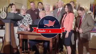 Vice President Mike Pence at Made in America Week
