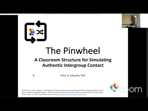 AE Live Teacher Development Event 1.5: The Pinwheel: A Classroom Design for Boosting Social Learning