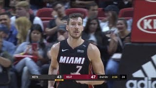 Brooklyn Nets vs Miami Heat Full Game Highlights March 31 2018