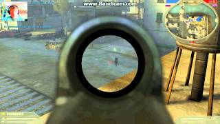 Battlefield 2: Special Forces Gameplay