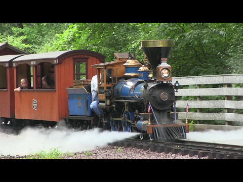 Riverside & Great Northern: The Dells Train