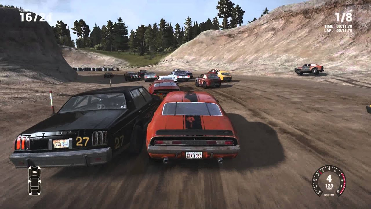 List of driving and racing video games - Wikipedia