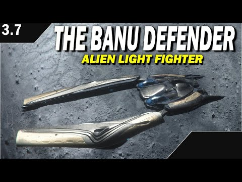 Star Citizen: Review Of The Banu Defender