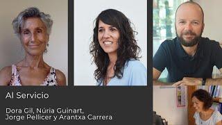 Amar sin Condiciones con Dora, Núria y Jorge Pellicer