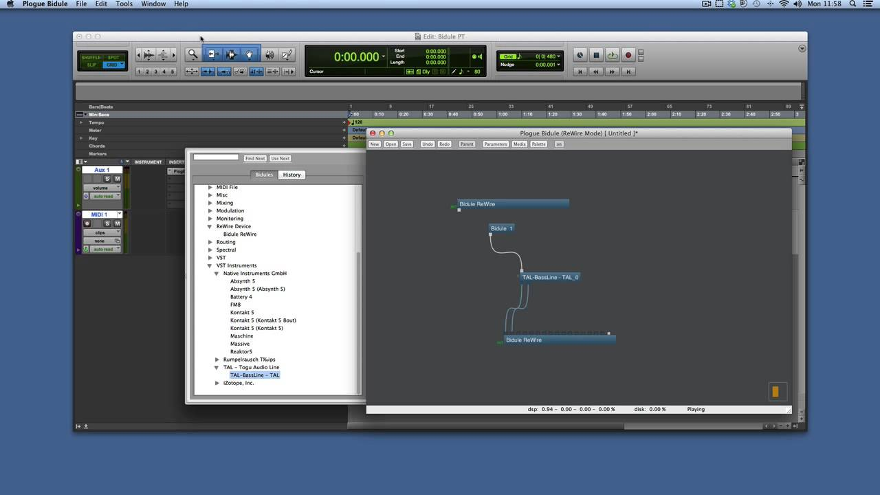 Host Both VST and AU Plug-ins In Pro Tools and Pro Tools HD Mac and PC