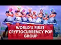 World's first cryptocurrency pop group makes live performance debut in Japan