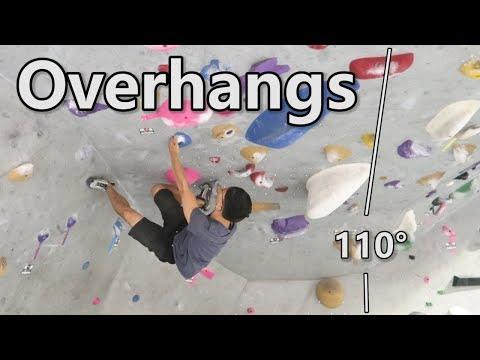 Rock Climb Better INSTANTLY - 3 Beginner Tips For Climbing Steep Overhangs