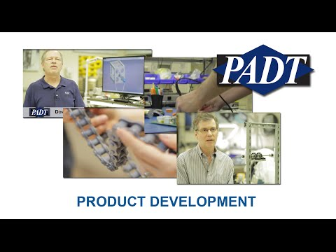 Product Development with PADT: How  We Make Innovation Work