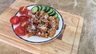 Куриное филе в медовом маринаде: рецепт от Foodman.club