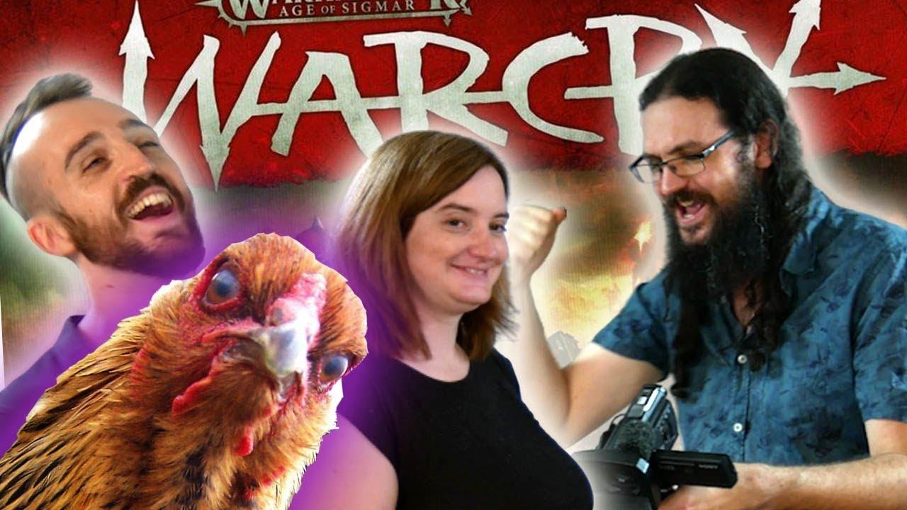 Warcry - La revanche du POULET DU CHAOS - TaGueuleOnJoue