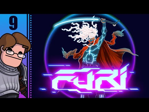 Let's Play Furi Part 9 - Ninth Boss Fight: The Beat