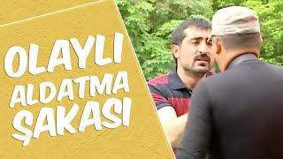 Şakacı Mustafa Karadeniz -  Olaylı Aldatma Şakası