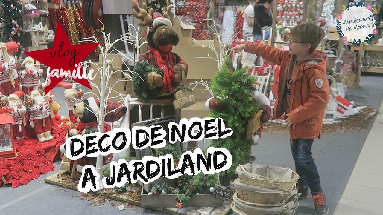 Decoration De Noel Jardiland.Family Vlog 4 Deco De Noel A Jardiland