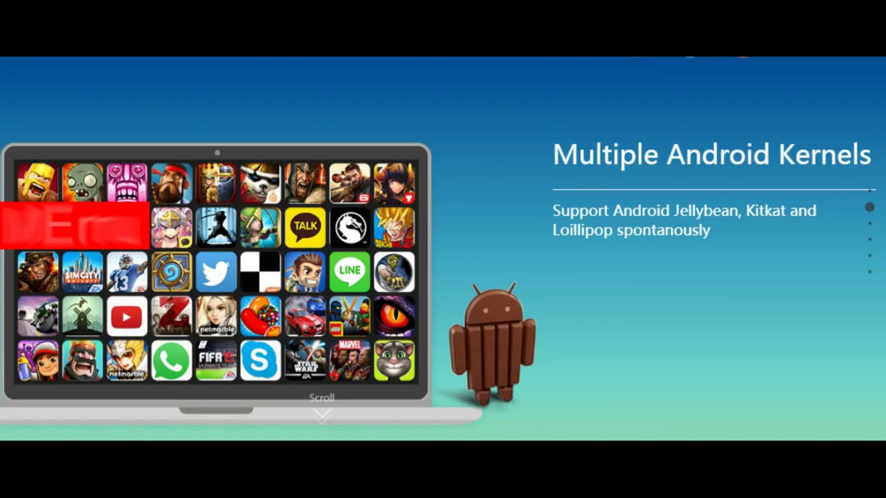 The Best Free Android Emulator For PC ||How To Play Android Games On PC||  Run Android On PC!