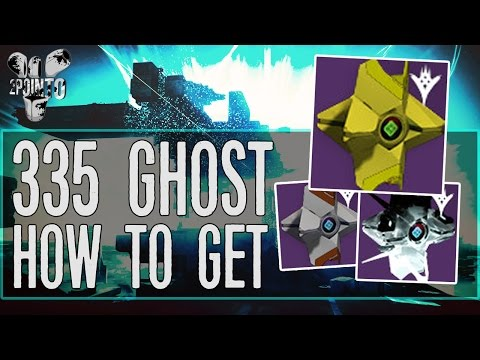 Destiny: 335 GHOST SHELL