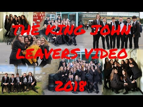 The King John School Leavers Video - 2018