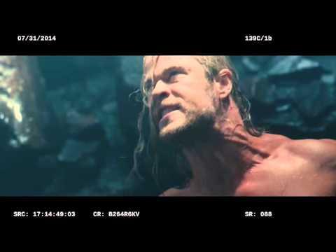 Avengers Age of Ultron  Deleted scene Thor's Vision (2015) Chris Hemsworth
