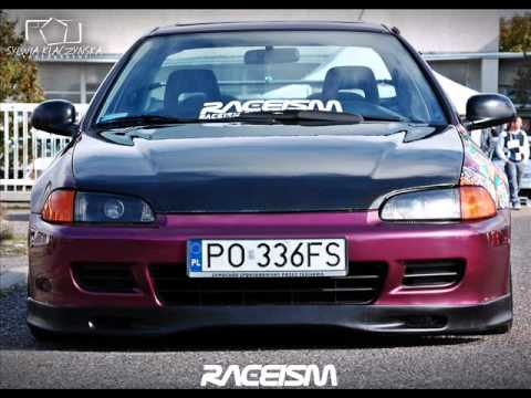 Civic Coupe Ej1 2 Tribute Youtube