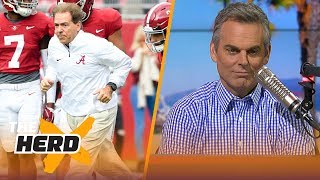 Best of The Herd with Colin Cowherd on FS1 | December 4th-8th 2017 | THE HERD