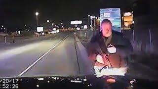 MP5 magdump ambush on a guy who shot at Utah County Deputies