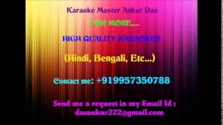 O Tunir Maa Karaoke by Ankur Das 09957350788