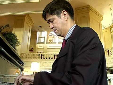 Martin Avila - Love Affair. An Affair to Remember. Excerpt from Warsaw Concerto. (solo piano cover)