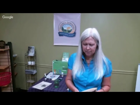 Go Natural's Tuesday Night Class 2017/07/18 ~ The Many Benefits of Berberine