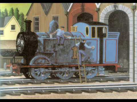 MORE ABOUT THOMAS THE TANK ENGINE BOOK 30 PART 1 'Thomas