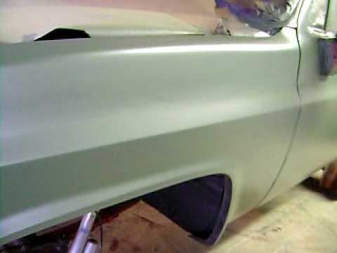Blazer Repainted OD Green - YouTube