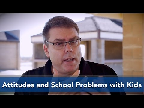 Teaching Your Son Or Daughter to possess a Good School Attitude