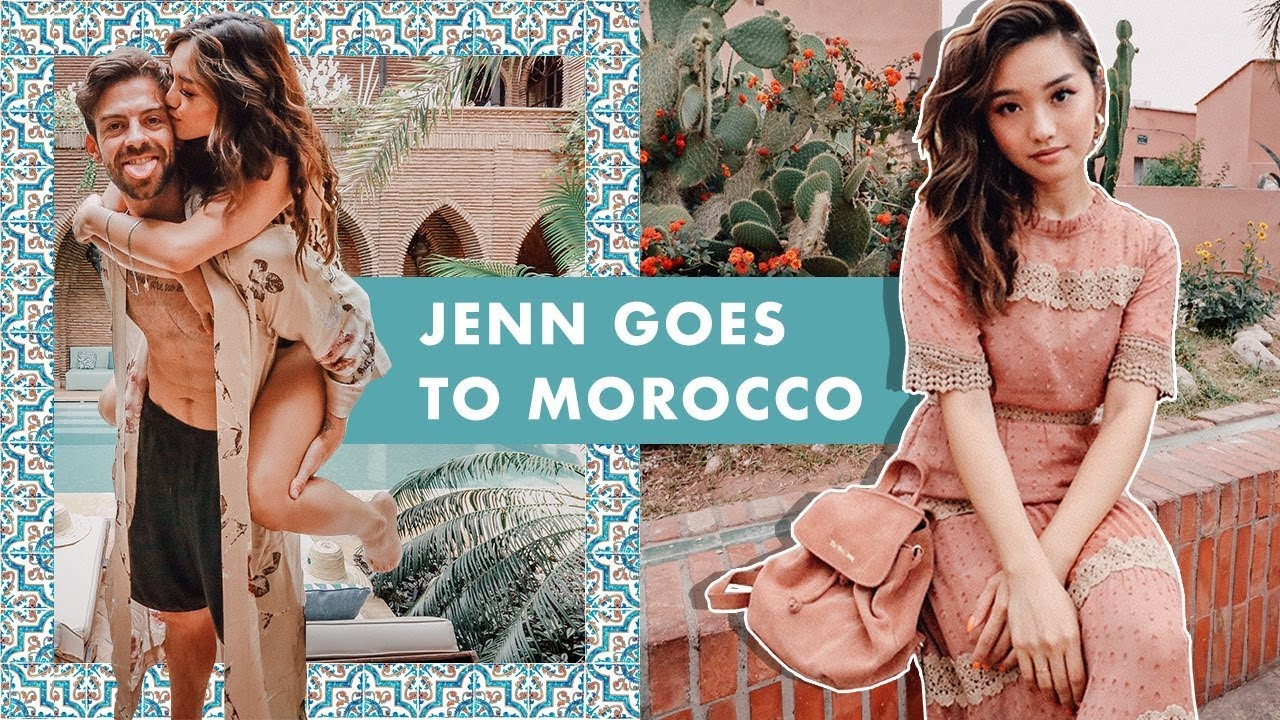 Jenn Goes To Morocco