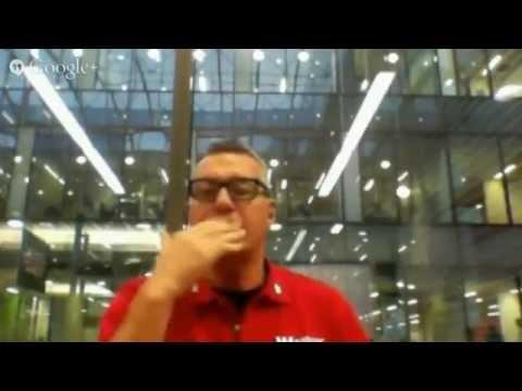 Sir John Kirwan chats leadership
