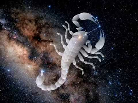 The History of the Constellation of Scorpio