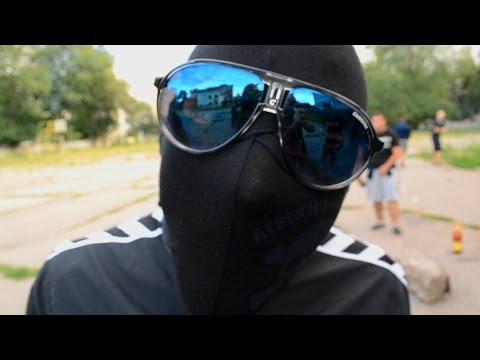 Заплаха/DANGER - DJ Urban (street video)