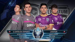 CLS -  KLG vs Furious   - Apertura S10D1
