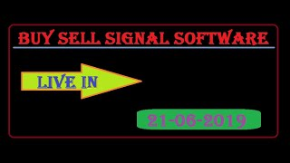Buy sell signal software live |100% Profit Making | Software Best Trading | Software Best Intraday.