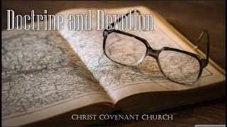 The Doctrines of Grace in the Reformation Church