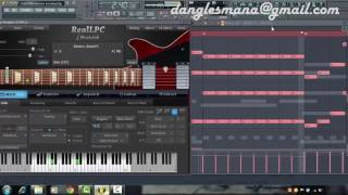 Cover Five Minutes Bertahan ( FL STUDIO ) By : danglesmana