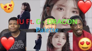 Cover images [MV] IU(아이유) _ Palette(팔레트) (Feat. G-DRAGON)(Views From The Couch)