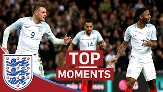 England Draw Spain and Croatia in Nations League! | Top Moments