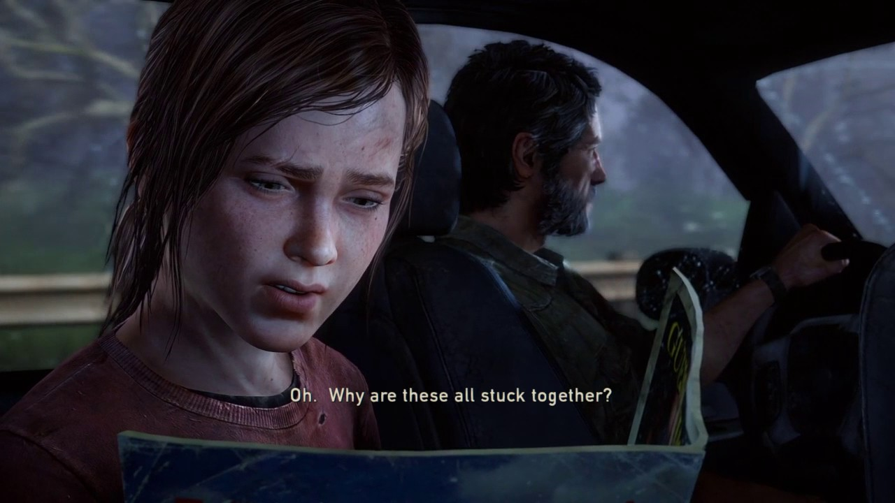 The Last Of Us, Apocalyptic, Winter, Ellie, Video Games