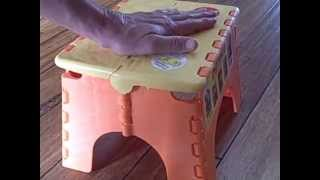 Hidden Dangers Of The Folding Step Stool