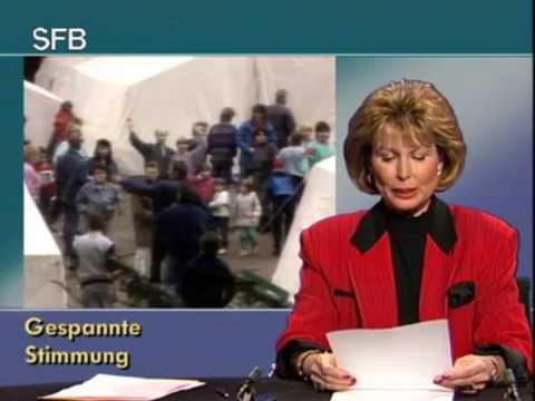 SFB - BERLINER ABENDSCHAU VOM 6.OKTOBER - THEMA : U.A. SED PERSONAL ALS ORDNER ...