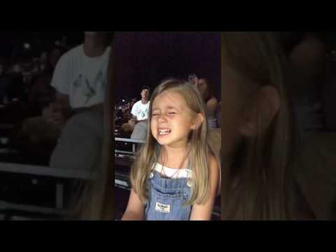 The Laurie DeYoung Show - You'll Never Find A Bigger Country Music Fan Than This Tiny Girl (WATCH)