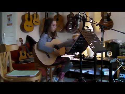 La seine de M et Vanessa Paradis cover de Coline - YouTube