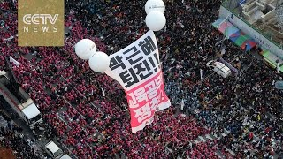 Timeline: A quick look at how S. Korea's political scandal has developed