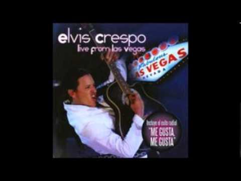 Elvis Crespo, lloré y lloré