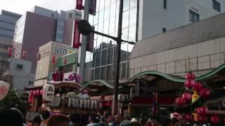 第57回水戸黄門まつり 平成29年8月6日(日)